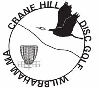 Wilbraham Ma Official Website Crane Hill Disc Golf Course